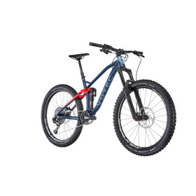 "VOTEC VM Pro - All Mountain Fully 27,5"" - blue-red"